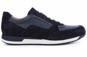 Pantofi casual  STONEFLY  pentru barbati LONDON 3 VELOUR/CANV 110658_291
