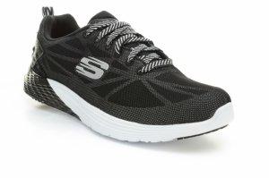 Pantofi de alergat  SKECHERS  pentru femei VALERIS FRONT PAGE 12213_BKW