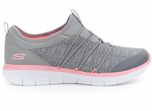 Pantofi sport  SKECHERS  pentru femei SYNERGY 2.0-SIMPLY C 12379_GYPK