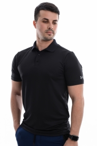 Tricou polo  UNDER ARMOUR  pentru barbati MEDAL PLAY PERFORMANCE POLO 1247480_001
