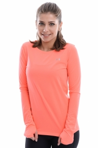Bluza  UNDER ARMOUR  pentru femei UA HG ARMOUR LONG SLEEVE 1285640_819