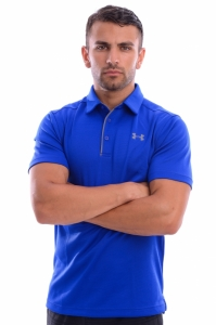 Tricou polo  UNDER ARMOUR  pentru barbati TECH POLO 1290140_400