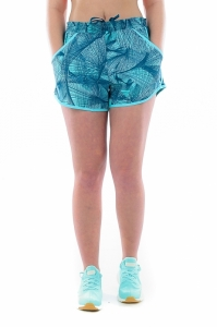 Pantalon scurt  UNDER ARMOUR  pentru femei FLY BY PRINTED SHORT 1297126_425