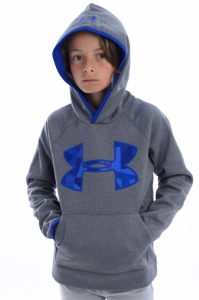Hanorac  UNDER ARMOUR  pentru copii AF BIG LOGO HOODY 1299342_041