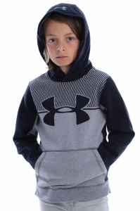 Hanorac  UNDER ARMOUR  pentru copii THREADBORNE BLOCKED HOODY 1299353_040