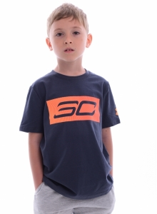 Tricou  UNDER ARMOUR  pentru copii SC30 LOGO SS T 1305262_008