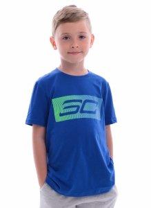 Tricou  UNDER ARMOUR  pentru copii SC30 LOGO SS T 1305262_487