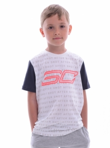 Tricou  UNDER ARMOUR  pentru copii SC30 REPPIN SHERSEY SS T 1305269_100