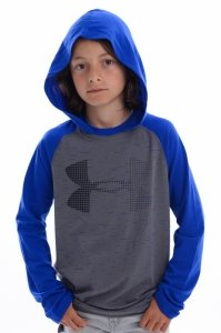 Hanorac  UNDER ARMOUR  pentru copii COTTON KNIT HOODY 1306158_040