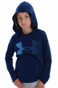 Hanorac  UNDER ARMOUR  pentru copii COTTON KNIT HOODY 1306158_408