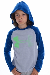 Hanorac  UNDER ARMOUR  pentru copii COTTON KNIT HOODY 1306158_941