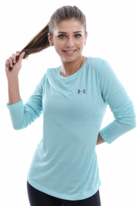 Bluza  UNDER ARMOUR  pentru femei THREADBORNE TRAIN LS TWIST 1307588_425