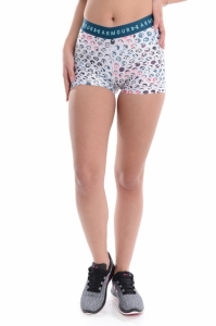 Pantalon scurt  UNDER ARMOUR  pentru femei UA HG ARMOUR PRINTED SHORTY 1309619_718