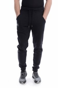 Pantalon de trening  UNDER ARMOUR  pentru barbati RIVAL FITTED TAPERED JOGGER 1309818_001