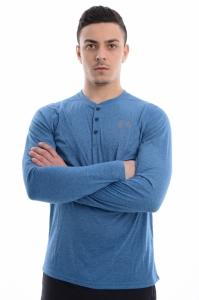 Bluza  UNDER ARMOUR  pentru barbati THREADBORNE LS HENLEY 1311185_487