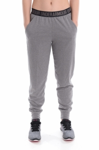 Pantalon de trening  UNDER ARMOUR  pentru femei PLAY UP PANT - SOLID 1311332_090