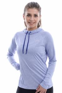Bluza  UNDER ARMOUR  pentru femei TECH LS HOODY 2.0- TWIST 1311501_586