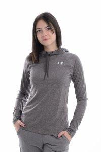 Bluza  UNDER ARMOUR  pentru femei TECH LS HOODY 2.0 - SOLID 1311502_019