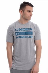 Tricou  UNDER ARMOUR  pentru barbati TEAM ISSUE WORDMARK 1314002_035