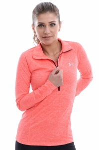 Bluza  UNDER ARMOUR  pentru femei NEW TECH 1/2 ZIP - TWIST 1320128_985