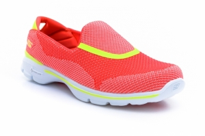 Pantofi fitness  SKECHERS  pentru femei GO WALK 3 NITE OWL SERIES 13849_HPLM