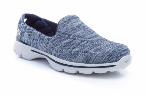 Pantofi fitness  SKECHERS  pentru femei GO WALK 3 TILT 13987_NVGY