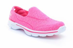 Pantofi fitness  SKECHERS  pentru femei GO WALK 3 NICHE 13988_HPK