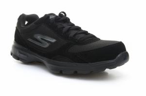 Pantofi de alergat  SKECHERS  pentru femei GO WALK 3 14073_BBK