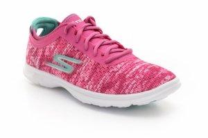 Pantofi sport  SKECHERS  pentru femei GO STEP ONE-OFF 14200_PNK
