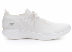 Pantofi sport  SKECHERS  pentru femei YOU - SHINE 14957_WHT