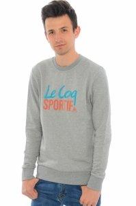 Bluza  LE COQ SPORTIF  pentru barbati LIGNE LOGO CHICANE CREW SWEAT M 151037_8