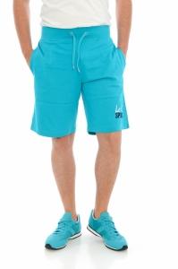 Pantalon scurt  LE COQ SPORTIF  pentru barbati LIGNE LOGO BALCON SHORT M 151040_7
