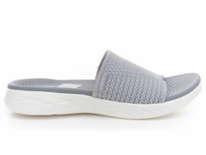 Papuci  SKECHERS  pentru femei ON-THE-GO 600 - NITT 15305_GRY