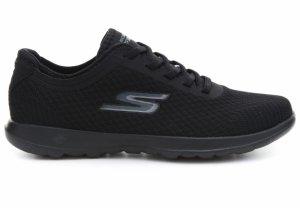 Pantofi sport  SKECHERS  pentru femei GO WALK LITE - IMPUL 15350_BBK