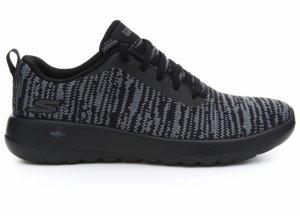 Pantofi sport  SKECHERS  pentru femei GO WALK JOY- RAPTURE 15603_BKGY