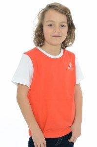 Tricou  LE COQ SPORTIF  pentru copii JAVELOT TEE SS INF 161129_0