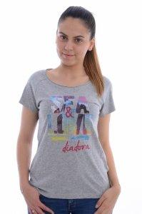 Tricou  DIADORA  pentru femei LT-SHIRT SS JS 170289_C5493