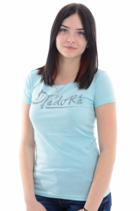 Tricou  DIADORA  pentru femei LT-SHIRT SS LOGO 170315_65116