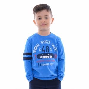 Bluza  DIADORA  pentru copii J. T-SHIRT LS 171107_60119
