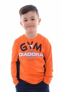 Bluza  DIADORA  pentru copii J. T-SHIRT LS 171126_40052