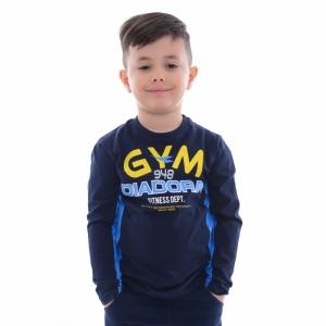 Bluza  DIADORA  pentru copii J. T-SHIRT LS 171126_60063