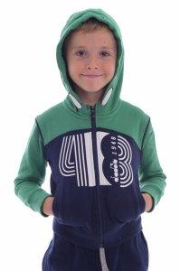 Jacheta  DIADORA  pentru copii J.HD FZ JACKET BRUSHED FL 172213_60063