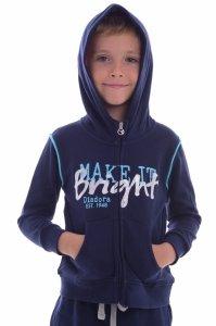 Jacheta  DIADORA  pentru copii G.HD FZ JACKET BRUSHED FL 172220_60063