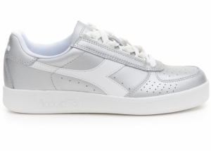 Pantofi casual  DIADORA  pentru femei B.ELITE L  METALLIC WN 173209_90001
