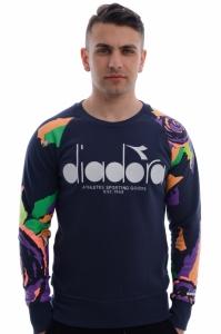Bluza  DIADORA  pentru barbati SEWATSHIRT CREW 5PALLE EMB 173292_C7405