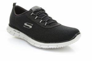 Pantofi sport  SKECHERS  pentru femei GLIDER INSTANT FAME 22716_BKW