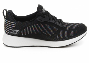 Pantofi sport  SKECHERS  pentru femei BOBS SQUAD 31366_BKMT