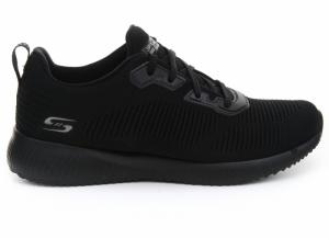 Pantofi sport  SKECHERS  pentru femei BOBS SQUAD - TOUGH TALK 32504_BBK
