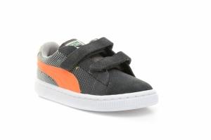 Pantofi casual  PUMA  pentru bebelusi SUEDE SHADES V KIDS 357650_02