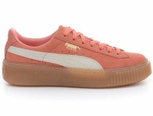 Pantofi casual  PUMA  pentru femei SUEDE PLATFORM SNK 363906_04